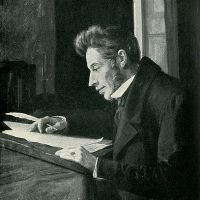 """Søren Kierkegaard (1813-1855): """"If the others are going to hell, then I am going along with them."""""""