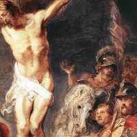 """""""The theology of the cross is the true Christian universalism"""" - Moltmann on the Gentile centurion and Jesus' Easter appearances"""
