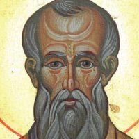 """""""Death has lost its power over all."""" Athanasius on the union of Christ with humankind"""